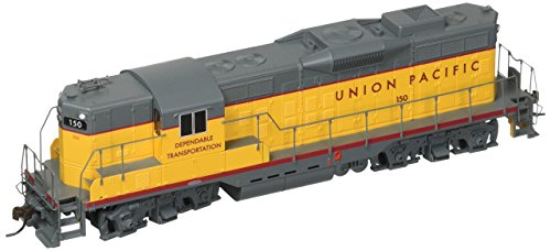 Bachmann Industries Union Pacific 150 EMD GP9 Diesel Locomotive Car Union Pacific Diesel Engine