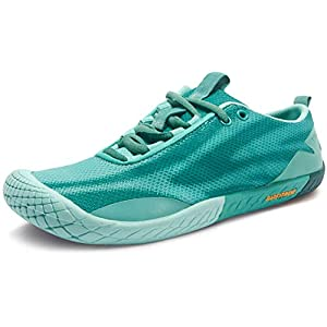 TSLA Women's Trail Running Shoes, Lightweight Athletic Zero Drop Barefoot Shoes, Non Slip Outdoor Walking Minimalist…