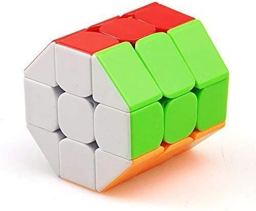 AdiChai Spinner Barrel Cube - Smooth Finish , Excelent Roation and Movement
