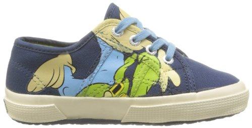 Superga 2750- Disney Cucciolo COBJ S003P40D - Zapatillas para niños Azul
