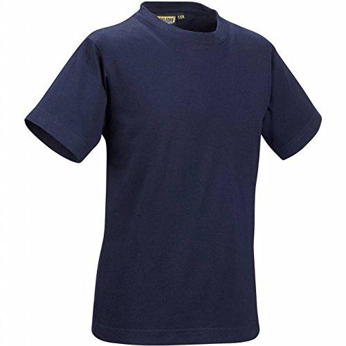 Blaklader 880210308900C164 Children T-Shirt, Size 14T, Navy Blue ()