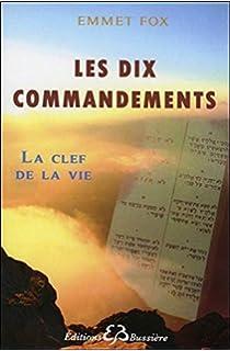datant des secrets des dix commandements
