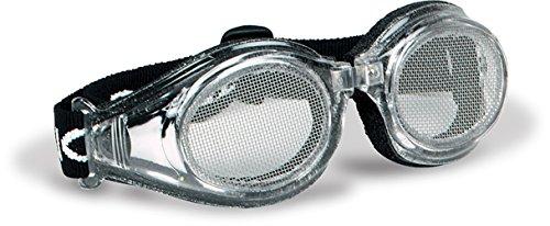 (Bugz-Eye Sight Shield Steel Mesh Anti Fog Safety Goggles - 30 Mesh)