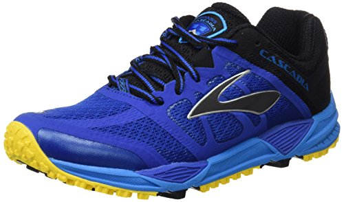 Zitronenbaum 11 Cascadia 9 Herren Blau 441 für Blau Fitnessschuhe Brooks X7qfx
