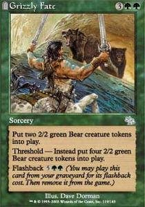 - Magic: the Gathering - Grizzly Fate - Judgment