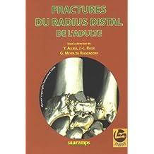 Fractures du Radius Distal de l'Adulte
