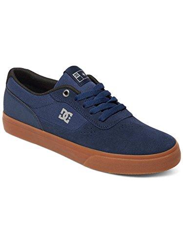 Dc Shoes Switch S Zapatillas De Caña Baja Bleu - Navy/Gum