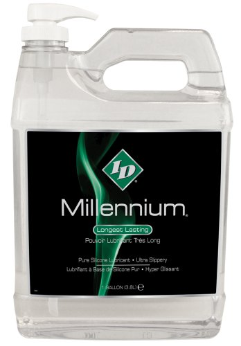 ID Millennium Lube 128 oz Lube Personal Lubricant - One Gallon by Millennium