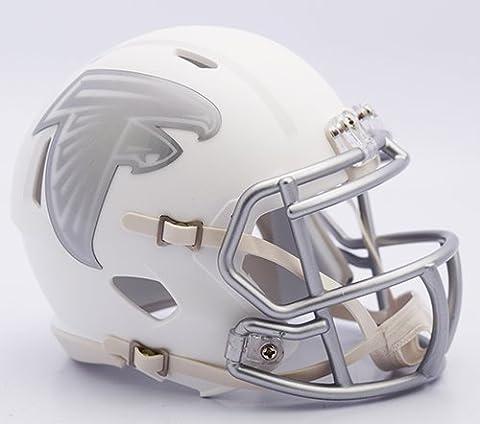 Atlanta FalconsIce Speed Mini Helmet - Atlanta Falcons Helmet