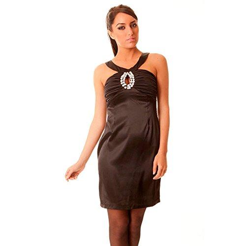8321fa9036e9d5 Miss Wear Line Damen Kleid Schwarz Schwarz ckKp4Q36io - mosque ...