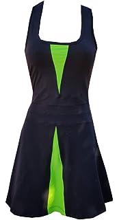 Vestido Padel Mujer. Espalda NADADORA con Lentejuelas Color ...