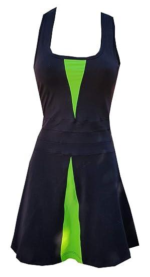 El Gusanillo - Vestido de pádel o Tenis en Suplex, Comodidad y ...
