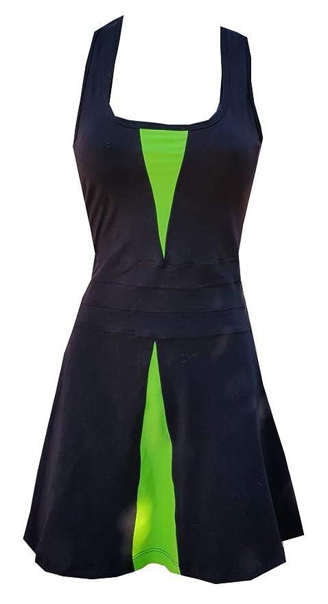 El Gusanillo - Vestido de pádel o Tenis en Suplex, Comodidad ...