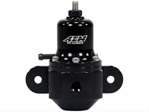 AEM 25-305BK Fuel Pressure Regulator