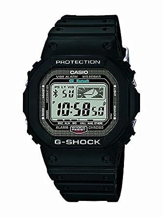 0ef9d1a4fc Amazon | [カシオ]CASIO 腕時計 G-SHOCK ジーショック スマートフォンリンクモデル GB-5600B-1JF メンズ | セール  | 腕時計 通販