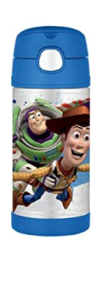 Thermos Funtainer Bottle, Toy Story 3, 12 Ounce from Thermos