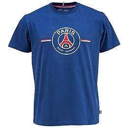 PARIS SAINT GERMAIN T-Shirt PSG - Collection Officielle Tee Shirt Taille Adulte Homme