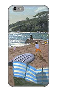 Durable Protector Case Cover With Cricket Teignmouth Hot Design For Iphone 6 Plus (ideal Gift For Lovers)