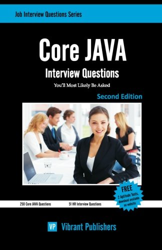 Core JAVA Interview Questions You'll Most Likely Be Asked (Job Interview Questions Series)