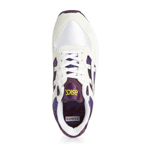 Asics Gel Saga Onitsuka Tiger White White Sneaker H461N 0101 Shoes Schuhe Men White / White