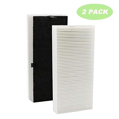 IOYIJOI 2 Pack Filter Replacement for Febreze FRF102B Honeywell Filter U HHT270, HHT290 Series
