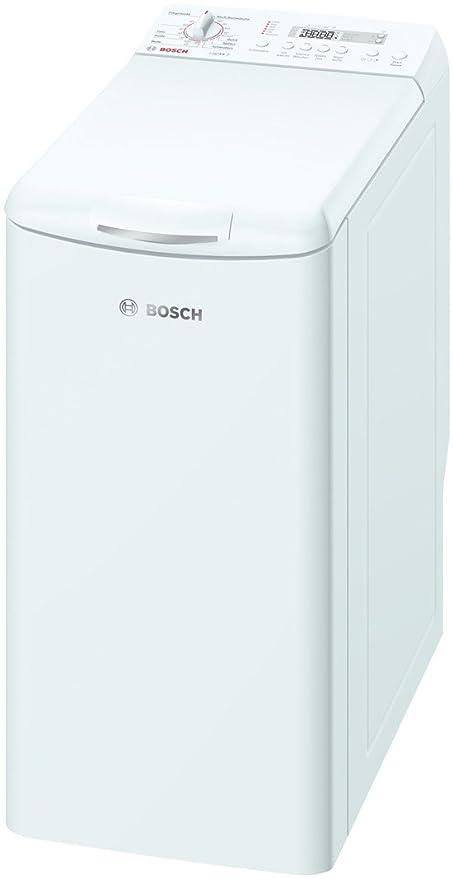 Bosch WOT20540 Independiente Carga superior 5kg 1000RPM A Blanco ...