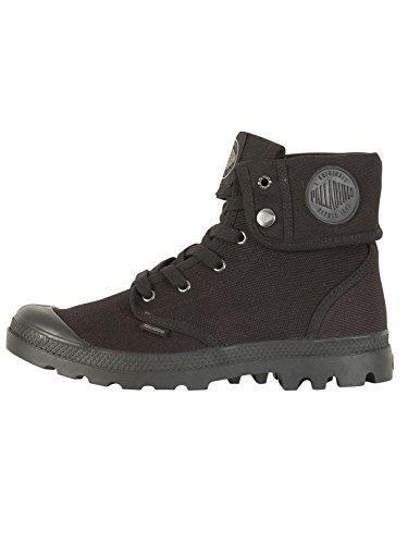 Baggy Sneaker US Alto a Collo Uomo H nero Palladium 5qTvntt