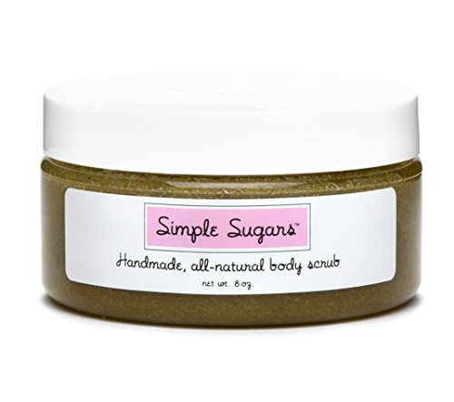 Simple Body Scrub - 1