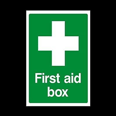 10 x Caja de Primeros Auxilios Cartel - (A4) 200 mm x 300 mm ...