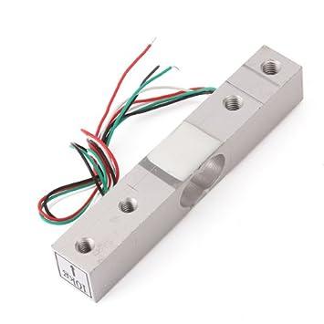 Generic 10 kg báscula electrónica de YZC-133 sensor de pesaje de célula de carga: Amazon.es: Hogar