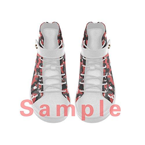 Round Alla Alte Design Lyra Scarpe Selvatici Donna E Toe Personalizzato Giraffa Colletto CHEESE Traspirante Nero Animali di Caviglia con Sneakers vw4t0Aq7