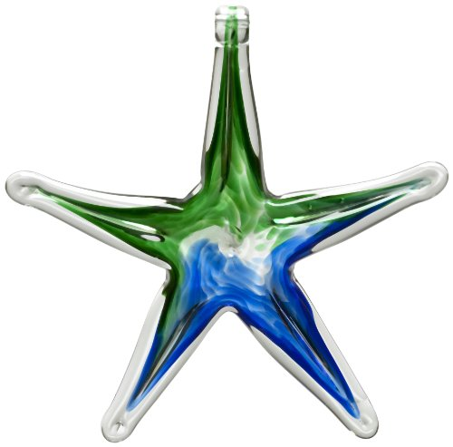 4132YYLZ6fL Amazing Starfish Christmas Ornaments