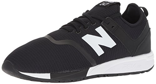 Men's New Balance Sneaker Black 247v1 55Arq