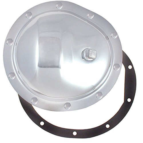 (Spectre Performance 6077 Chrome 10-Bolt Differential Cover for GM)