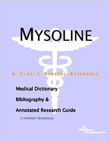 Read Mysoline - A Medical Dictionary, Bibliography, and Annotated Research Guide to Internet References PDF