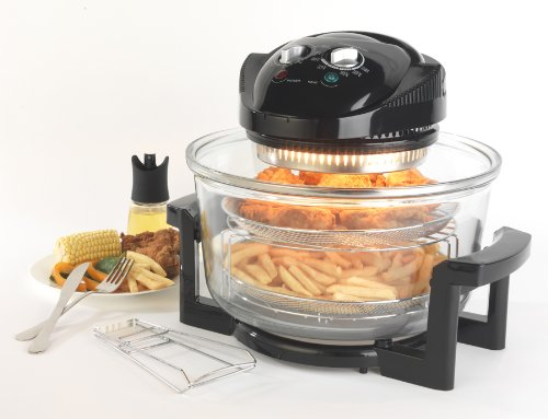 kitchen hero low fat fryer manual
