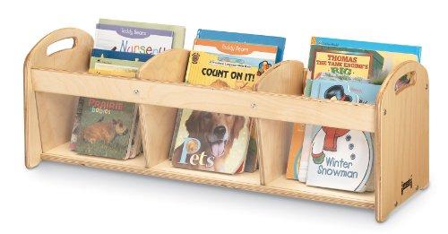 Jonti-Craft 5376JC Toddler See-Thru Book - Craft Jonti Kitchen
