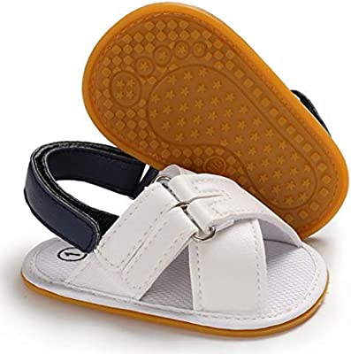Baby Girls Gladiator Sandals Fringe Lace-up Shoes Toddler Infants Sizes 0-18M US