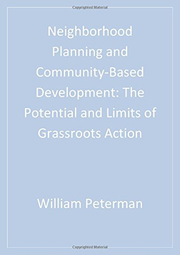 Neighborhood Planning and Community-Based Development:...