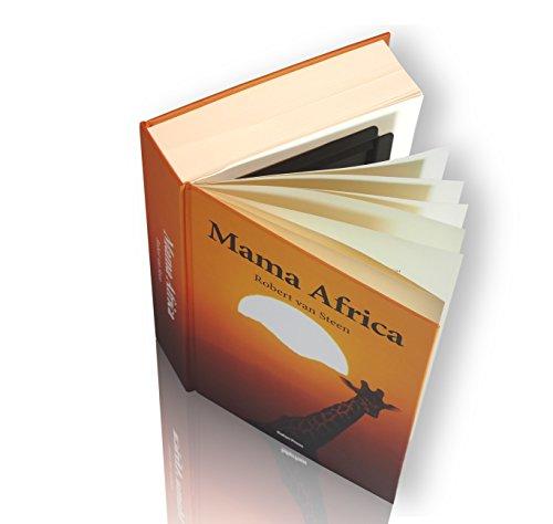 BOOK-ALIKE | Caja fuerte con forma de libro | El escondite camuflado con páginas impresas reales | Caudal de acero con protección RFID para objetos de ...