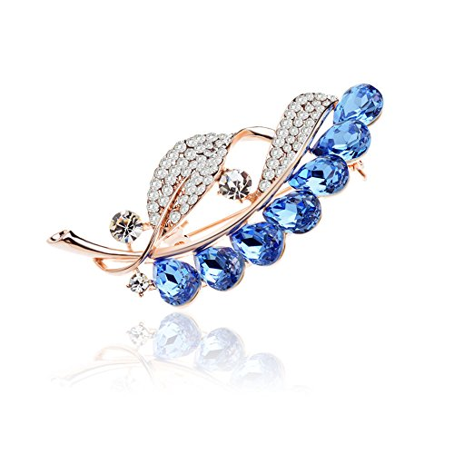Blooming Flowers Corsage Crystal Dailywear product image