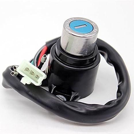 fxcnc Racing motocicleta 5 alambre Interruptor de encendido ...