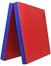Grevinga FUN - Colchoneta plegable de gimnasia (200 x 100 x 8 cm, RG 35), varios colores
