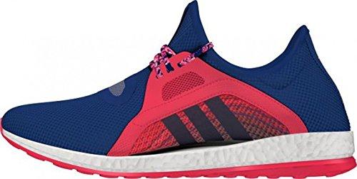 Rouge Adidas Running Adulte Purple Impact Mixte De Chaussures Brut violet X Entrainement Violet raw Pureboost IxrIRqT