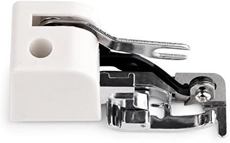 Lado Cutter Presser Soporte, Multi Función Domestic eléctrica pie Máquina de coser piezas (Fijación accesorio para todos los bajo caña Hermano Singer Janome: Amazon ...