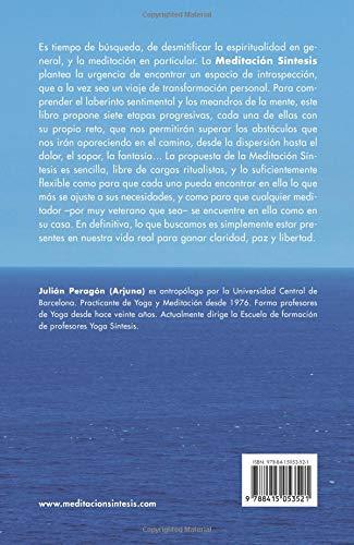 Meditación Síntesis: Amazon.es: Julián Peragón: Libros