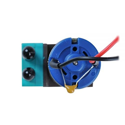 Original JYY (B)-Y-10-1 Micro Diaphragm Pump Ink Pump for Infiniti/Crystaljet / Gongzheng/Flora Inkjet Printers (DC 24V, 3W, 100-200ml / min) by Ving Parts (Image #1)