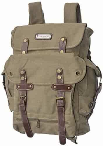 Shopping Beige - Canvas - Backpacks - Luggage   Travel Gear ... 0202991673e60