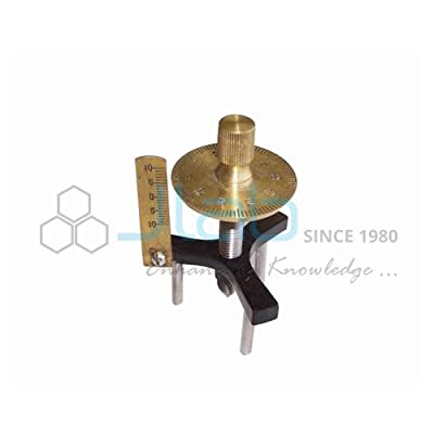 JLab Spherometer Brass