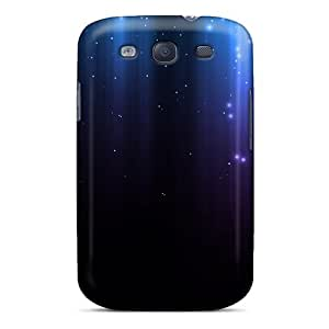 DBfOCnH6319Jqgjh Dana Lindsey Mendez Awesome Case Cover Compatible With Galaxy S3 - Raining Color